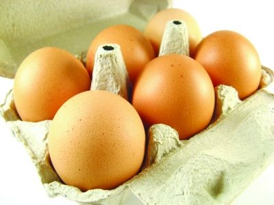 澄清鸡蛋的十大误传:红壳蛋比白壳蛋有营养