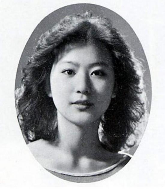整容时代以前的韩国美女们