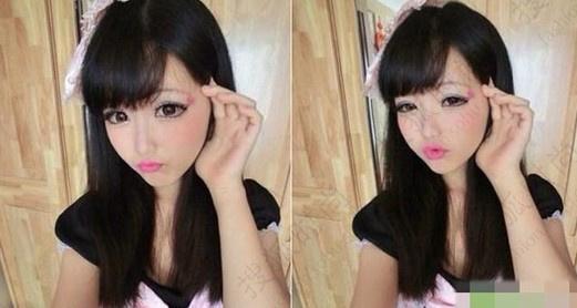 中国版芭比娃娃走红