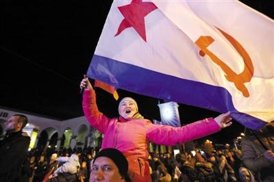克里米亚将时间拨快2个小时 鞑靼族要求自治