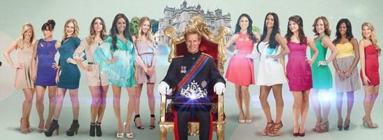 男子酷似王子引12名女子争当王妃