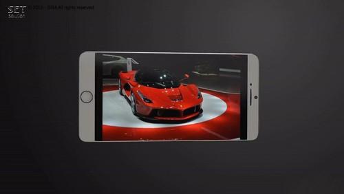 最靠谱iPhone 6概念视频 仅有6mm厚度