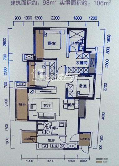 設計圖分享 70平方米房子設計圖紙 > 84平方米房子設計圖  84平方米