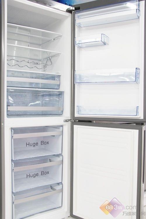 超大两门不小气 海尔BCD-308W冰箱热销