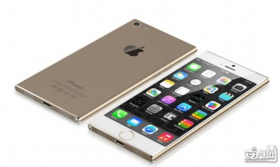 最新iphone 6概念设计图