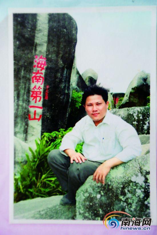 万宁村官林道腾:七年如一日服务村民