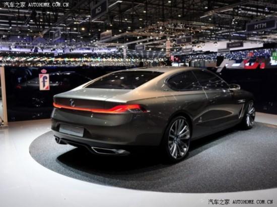宝马宝马(进口)Gran Lusso2013款 Coupe
