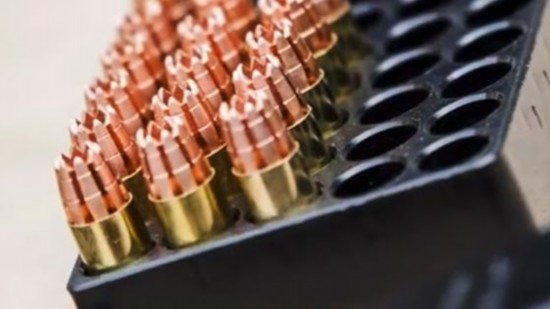 美国凶残子弹一发可令体内器官尽毁 杀伤力惊人