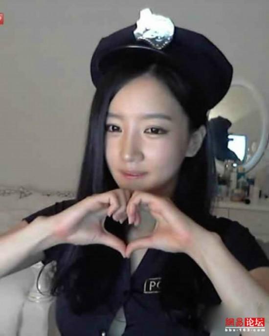图揭魅力四射的韩国女主播【3】 陕西频道