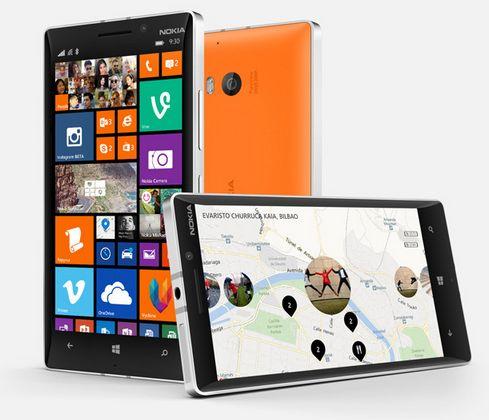 诺基亚新旗舰Lumia 930将在6月上市,售价599美元