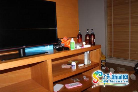 游客三亚一酒店被盗7千元财物 欲看监控遭拒