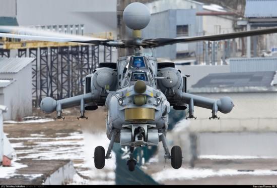 老人-自造航母_组图:俄最先进米-28N武直超帅金属暴力美感