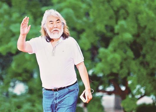 """张纪中:江湖乱了 没有""""历史感""""的人都在乱拍"""