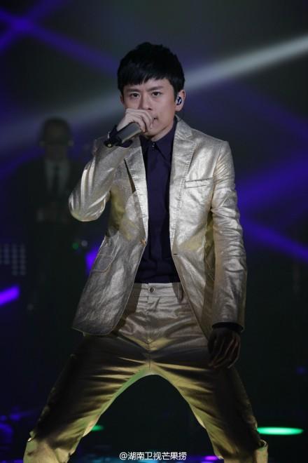 张杰林俊杰携手决战 我是歌手 双杰组合演唱掀高潮图片