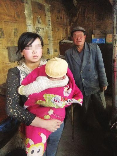 甘肃榆中16岁高二女生在教室被强行发生性关系后怀孕生子