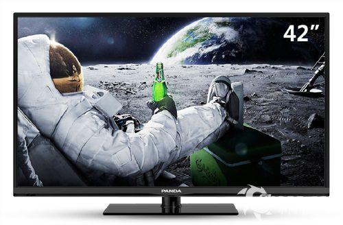 熊猫le42j33s智能电视
