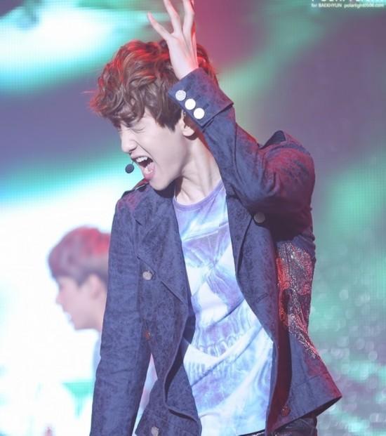 EXO出道两周年首办亚洲巡演 48张帅图回顾E