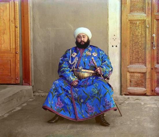 百年前彩色照片记录沙俄最后的岁月
