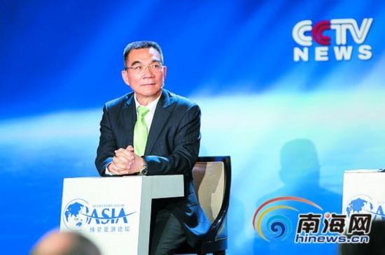 世银前副行长:中国可长期保持7%-8%增长率