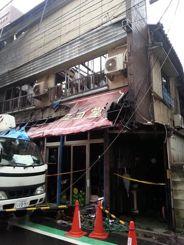 """日本""""胶囊型""""出租屋火灾频发 多名华人受伤"""