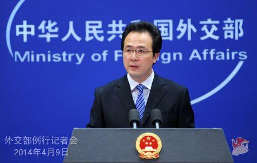 外交部:中方敦促美方停止干涉香港内部事务