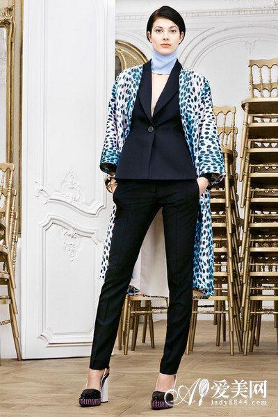 Dior高定秀 章子怡刘嘉玲迪奥装争上镜