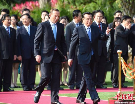 澳总理:对马航客机黑匣搜寻范围缩至几公里