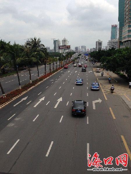 海口交通:三月内完成组织优化 滨海大道变宽