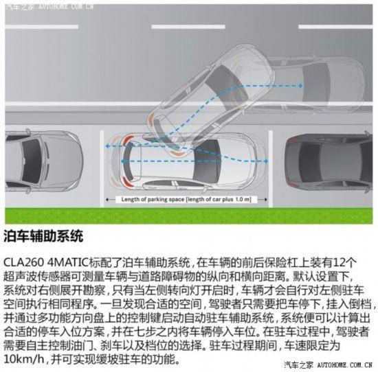 奔驰奔驰(进口)奔驰CLA级2014款 CLA260 4MATIC