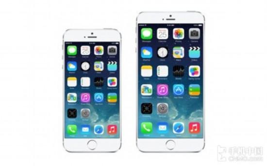 两种尺寸光学防抖 iPhone 6配置再曝光