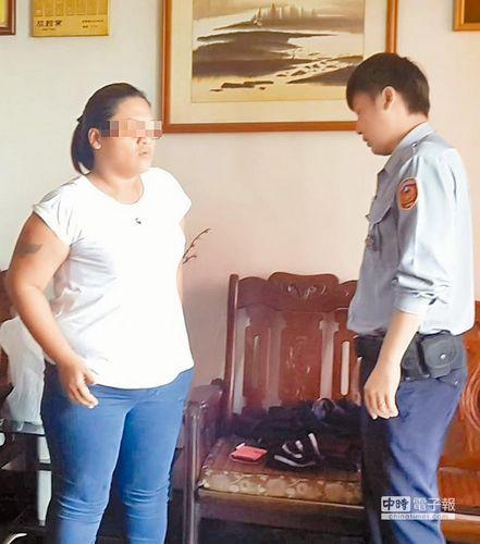 百公斤胖妹约见男网友下药抢劫后被抓(图)