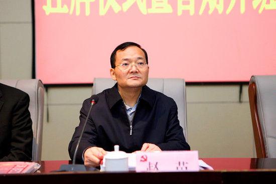 成都市委组织部长赵苗被调查