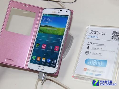 售价5299元 三星GALAXY S5今国内上市
