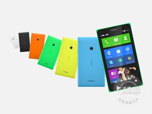 双卡双待安卓机  Nokia XL获得入网许可