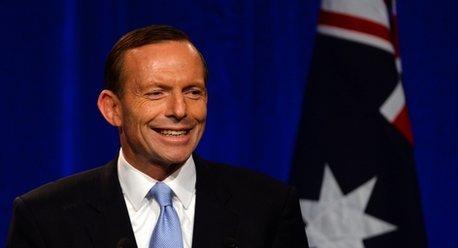 澳总理:很有信心信号来自MH370搜寻工作艰难