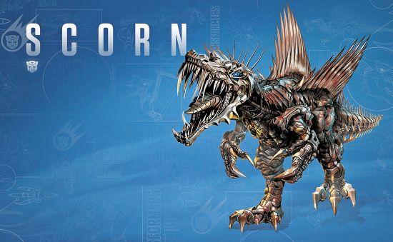 《变形金刚4》:机械恐龙全员到齐
