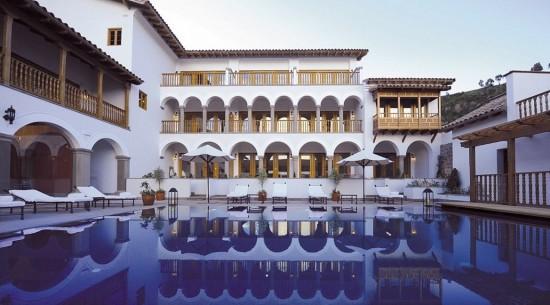 外媒评选年度十大顶级奢华酒店