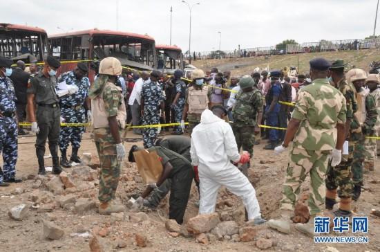 尼日利亚首都汽车站爆炸伤亡人数增至195人