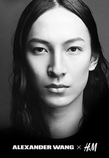 Alexander Wang x H&M 概念照