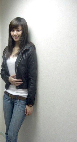 2008台湾网络十大人气美女排行榜第一名.  -台北师大校花美艳迷人