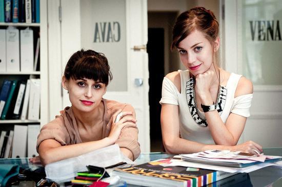 Sophie Buhai和Lisa Mayock