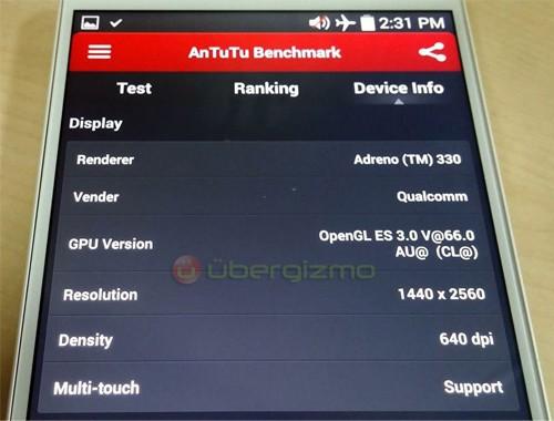 LG新旗舰G3配置曝光 骁龙801+2K显示屏