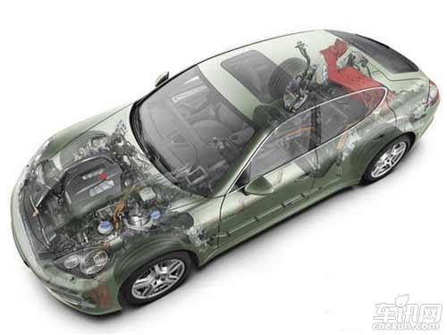 奥迪一汽联合研发A6插电式混动车 长春投产