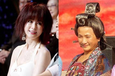年龄相差无几容貌却反差巨大的明星 吴奇隆与陈建斌同年