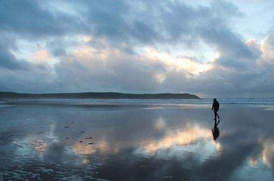 英国摄影大赛遴选最美海岸风光照