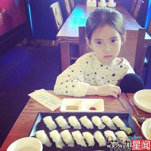 韩国人气清新小美女酷似杨幂 森碟压轴小萝莉