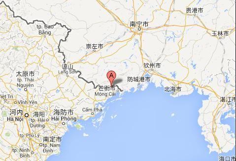 外媒:越中边境发生暴力事件 5名中国人死亡
