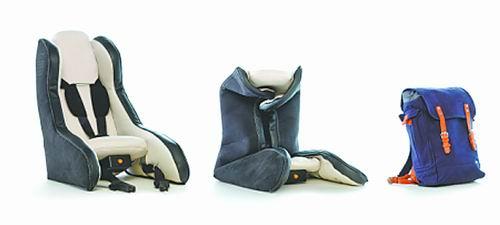 座椅折纸步骤图