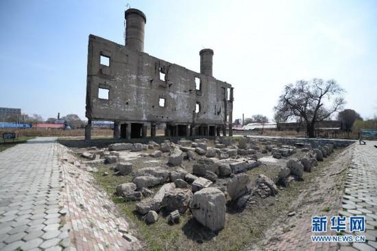 (文化)(3)国际古迹遗址日――走进侵华日军731部队旧址