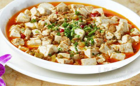 日本小吃推中国豆腐排行榜麻婆美食居首位--湖美食街论坛图片